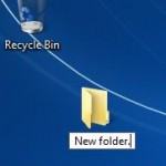 Windows 8 folder