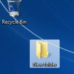 Windows 8 Consumer preview folder stays again