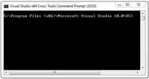 visual-studio-2010-x64-cross-tools-command-prompt