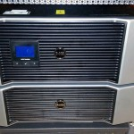 Dell Rack UPS 5600W - with front bezel - UPS and EBM