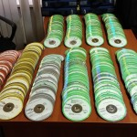 More than 1500 MSDN disks, zoom out